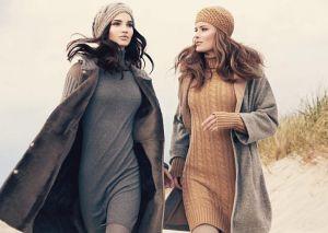 Выбираем платье на грядущую зиму