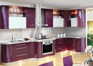 Кухонная мебель в современном стиле