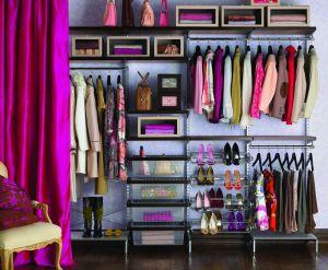 Правильная организация гардероба
