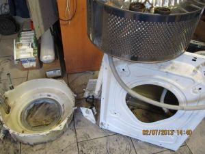 Сдать стиральную машину на металлолом