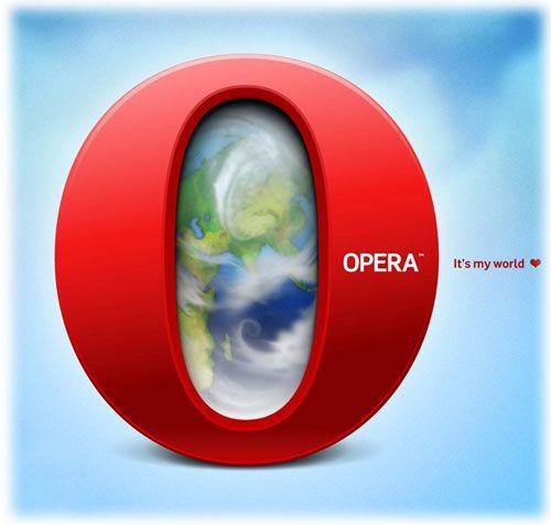 Настройка браузера Opera