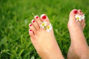 Легкая походка летом