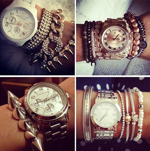 Часы – модный аксессуар этого сезона