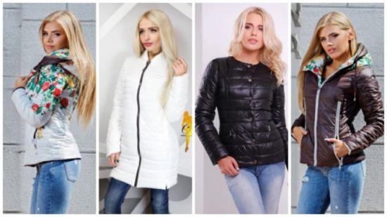 Правила подбора женской куртки