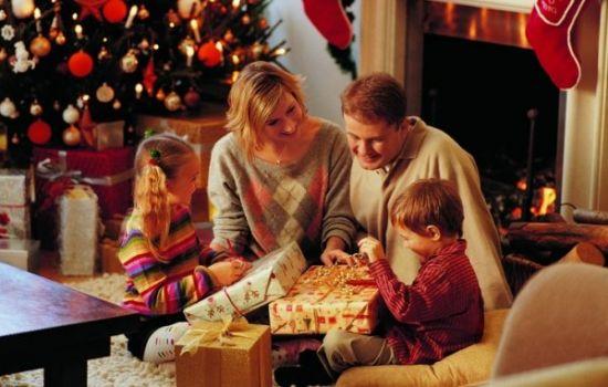 Новый Год - семейный праздник?