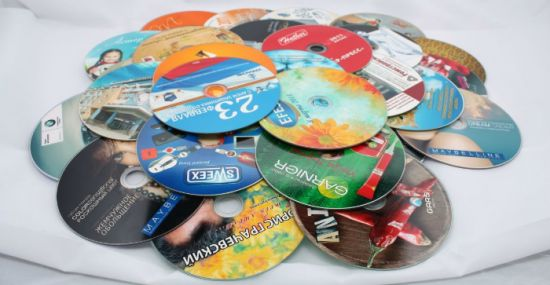 Печать CD и DVD дисков