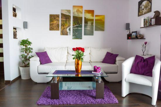 Выбор элементов декора для интерьера