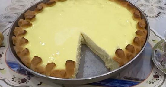 Как приготовить пышный татарский пирог?