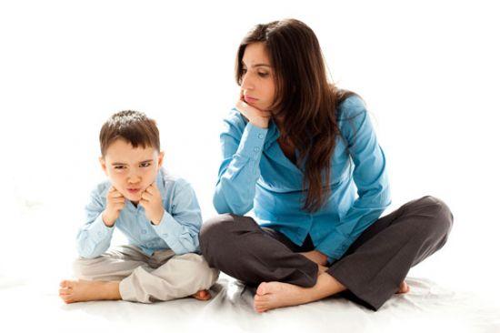 Негативизм и работа с проблемами поведения ребёнка