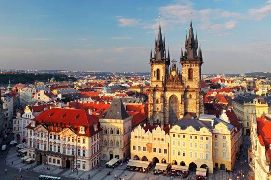 Поездка в роскошную и незабываемую Прагу