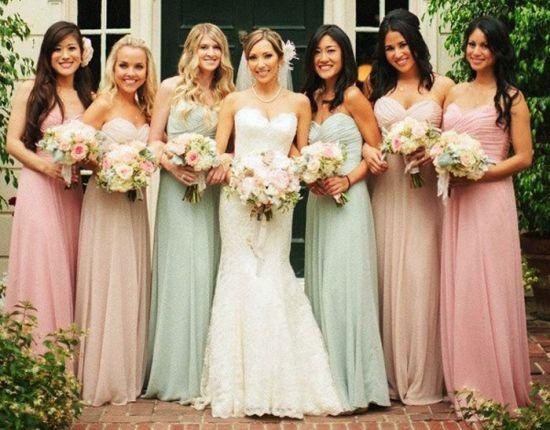 Подружка невесты: правильно готовимся к торжеству