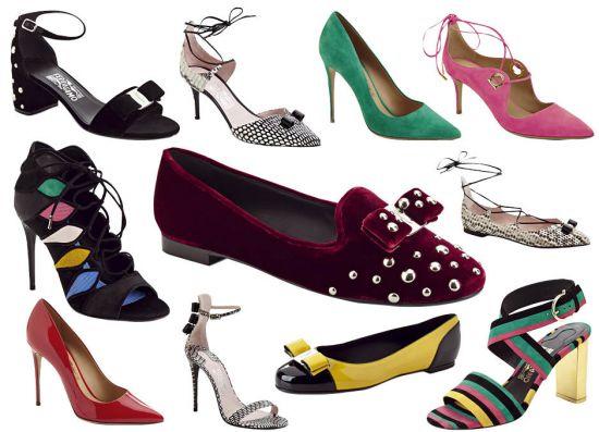 Обувь известных брендов