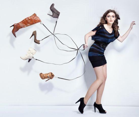 Как правильно подбирать обувь
