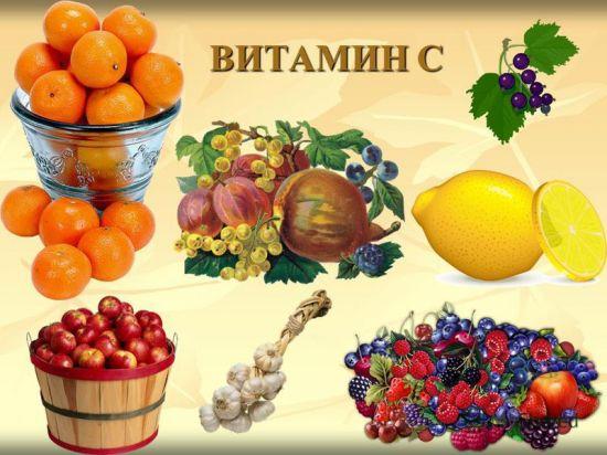 Витамин C - жидкая безопасность