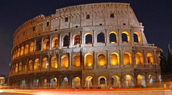 Досуг Рима