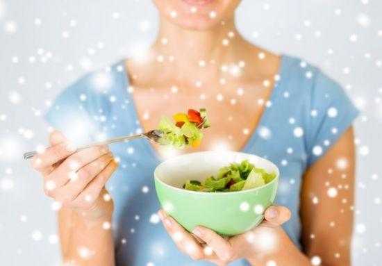 Как снизить аппетит в холодную погоду