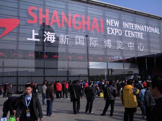 Виды выставок в Шанхае