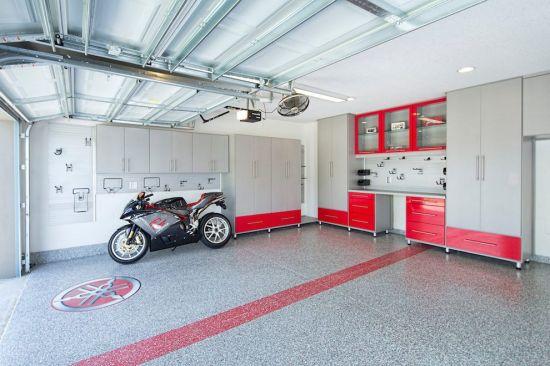 Современные гаражи