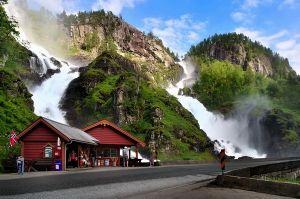 Удивительная Норвегия