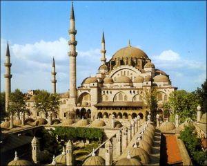 Стамбул - город-сказка