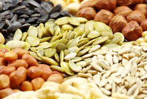 Орехи и семена в кулинарии