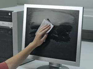 Обслуживание жидкокристаллического экрана