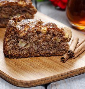 Шоколадно-ореховый торт с ромом
