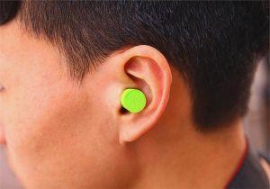 Защита слуха с помощью берушей