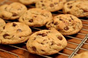 Рецепт печенья с ванилью и шоколадом