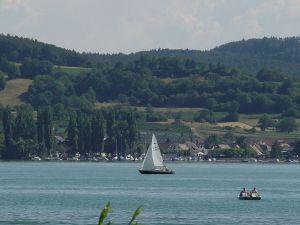Констанцкое озеро в Европе