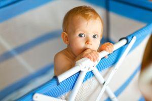 Как выбрать детский манеж?