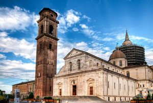 Кафедральный собор Святого Иоанна Крестителя. Турин