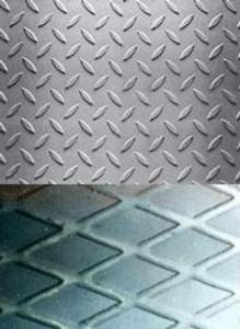 Свойства рифленого стального листа