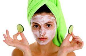 Правила применения домашних масок