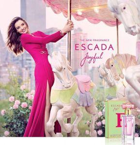 История и самые яркие ароматы парфюмерной коллекции Escada