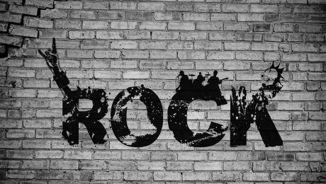 История рок-музыки