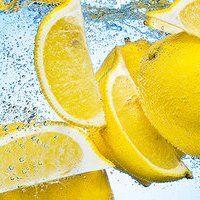 Лимонные витаминные заготовки для выпечки и для чая