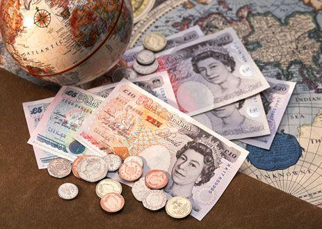 История английского фунта стерлингов