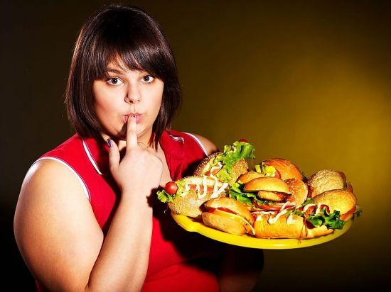 Как перестать переедать