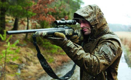 Охота - мужское хобби