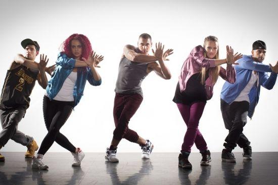Фанк танец: движения и их особенности