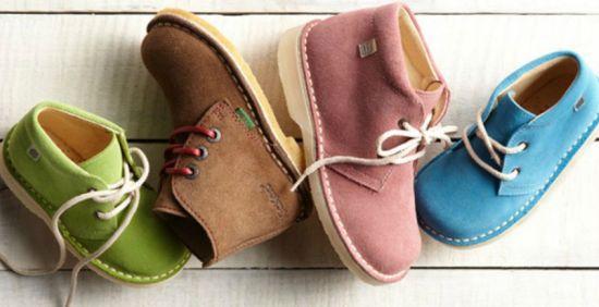 Красивая и удобная детская обувь