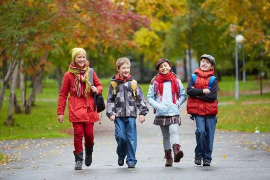 Как отпустить гулять ребенка