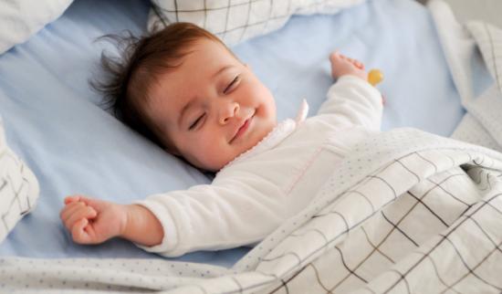 Спокойный сон маленького человека