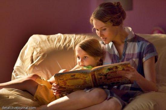 Развитие малыша с помощью сказок