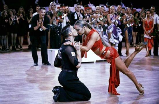 Танцы в качестве хобби