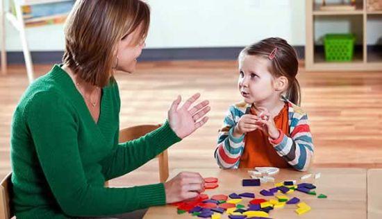 Развитие речи у ребенка от школы актерского мастерства