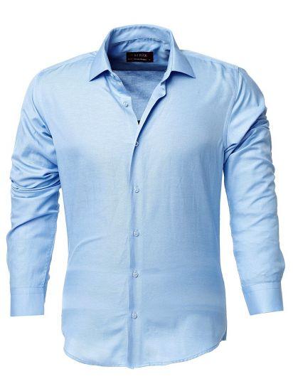 На что стоит обратить внимание при выборе мужской рубашки