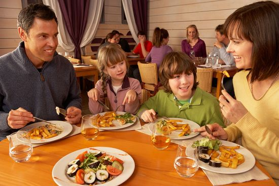 Ресторан «Вместе»: для всей семьи