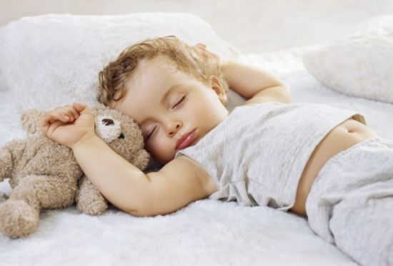 Место сна для ребенка